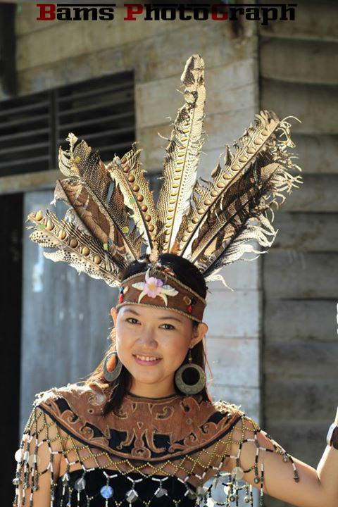 RIANA Style Ethnic Dayak By.BAMS by BamsDeviantART
