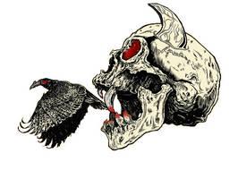 Lucas's tattoo