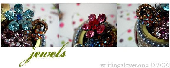 Jewels by writingalovesong