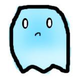 Hey Buddy, why so blue? by hybridzerotenshi