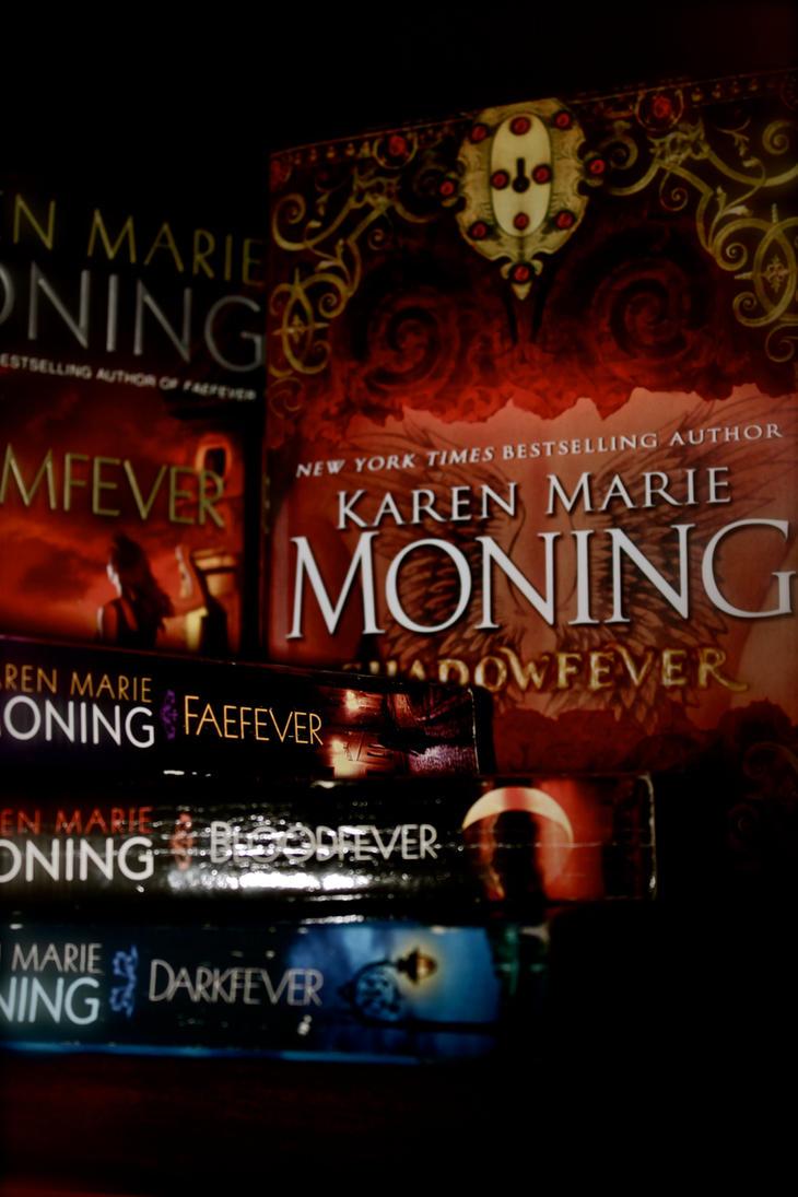 Karen Marie Moning by PrincessxKrysi