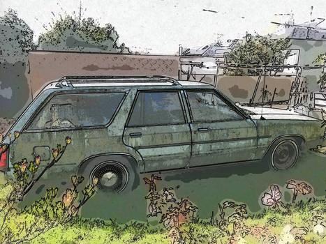 Wagon o'Grime
