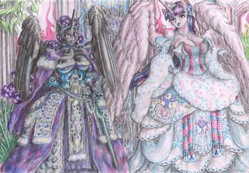 Junior Princesses by LuBronyr