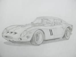 Ferrari 250 GTO by georgiboykin