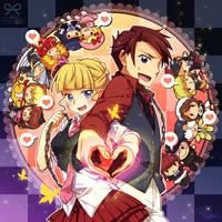 Umineko: Love in Rokkenjima by hinohino
