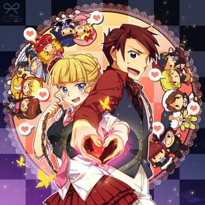 Umineko: Love in Rokkenjima