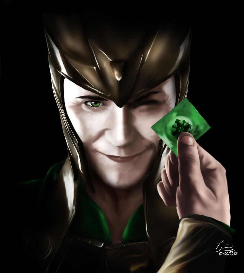 Loki, the God of Mischief (sexy version) by ...
