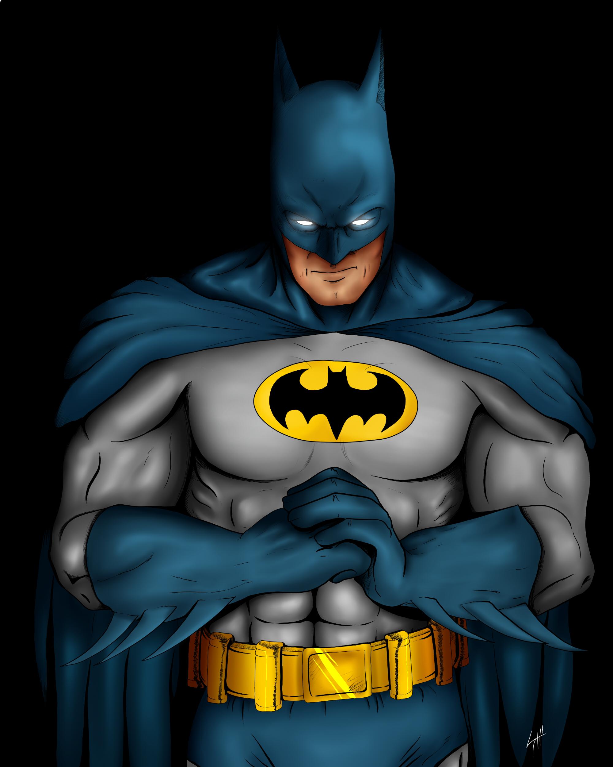 Batman 70s Arkham City By SylunaHirokashi On DeviantArt