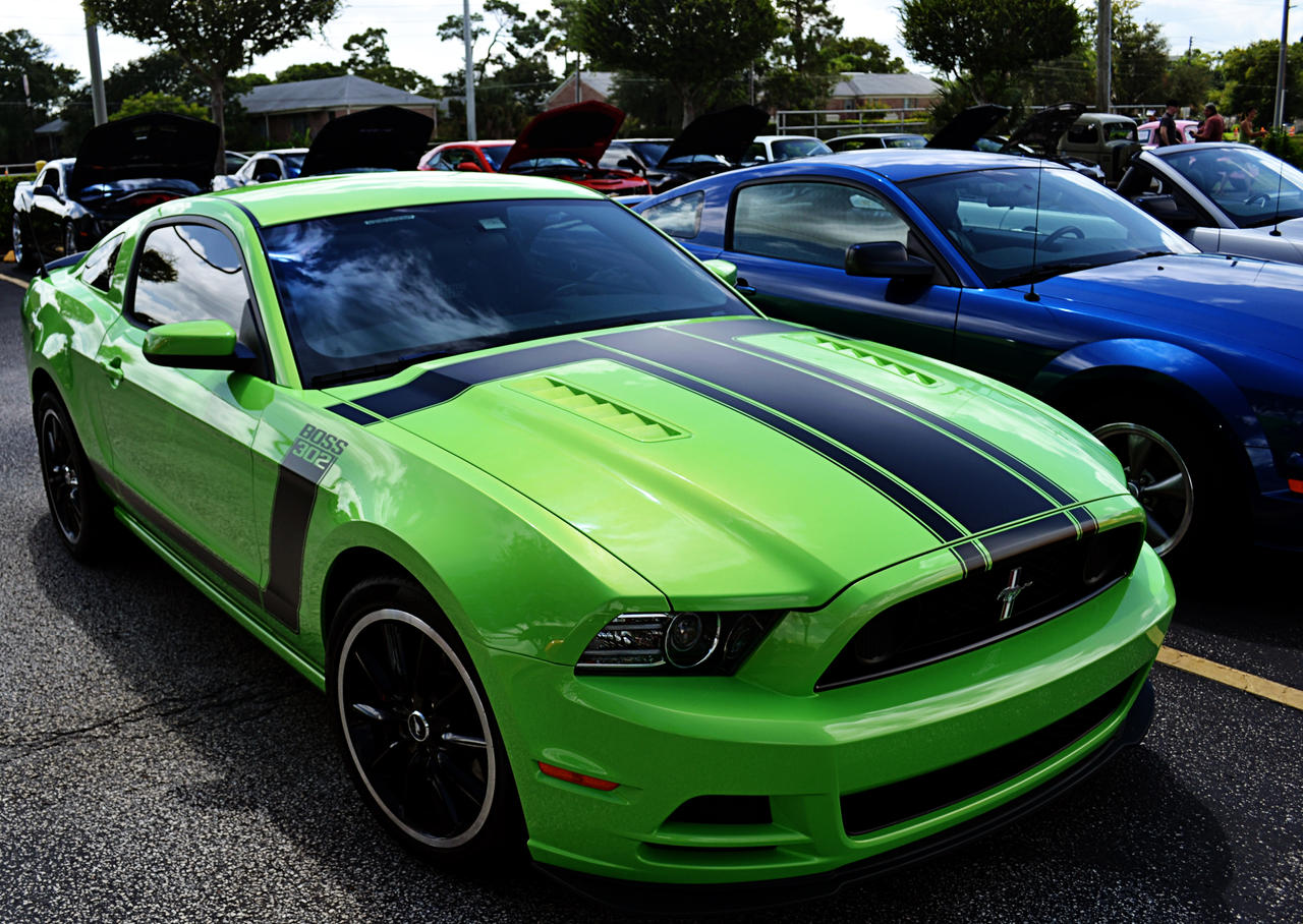 The Boss 302 by Gaara2112