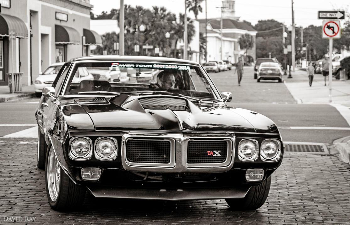 Pontiac FireBird TA-X by Gaara2112