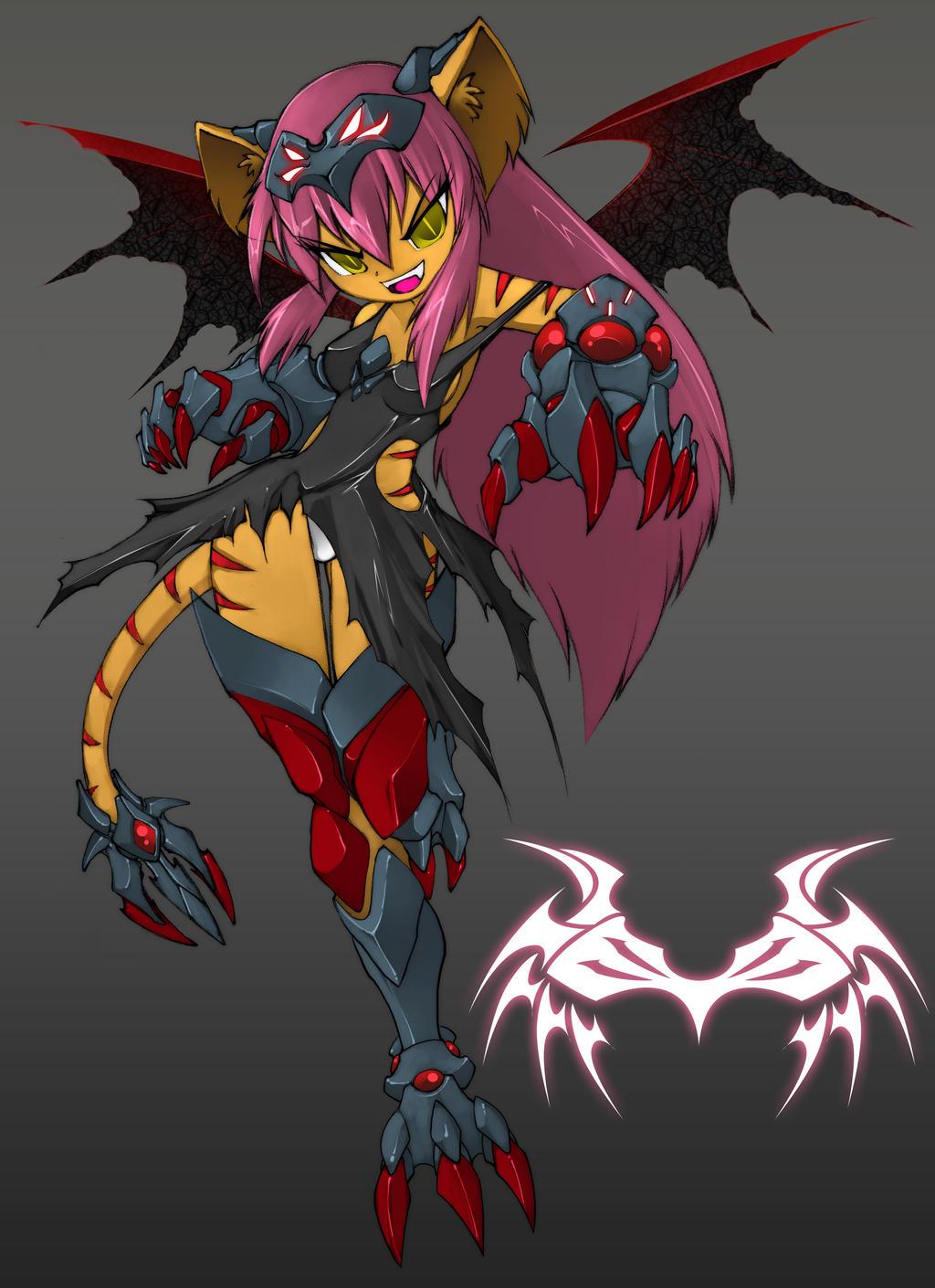 The Five Chaos: Evattus by Dragonman32