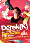 Derek K Easter