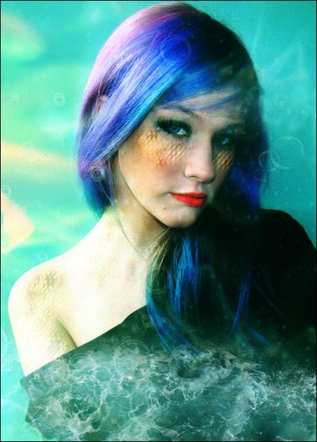Mermaid by Marie-CatoinettePL