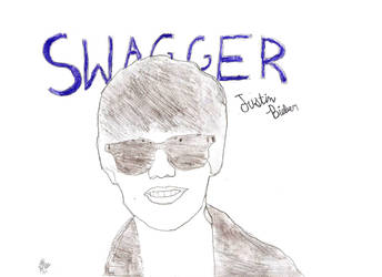 Justin Bieber with Shades by Megan824
