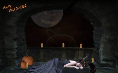 Happy Halloween by Megan824