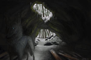 Cave by Nukeshi