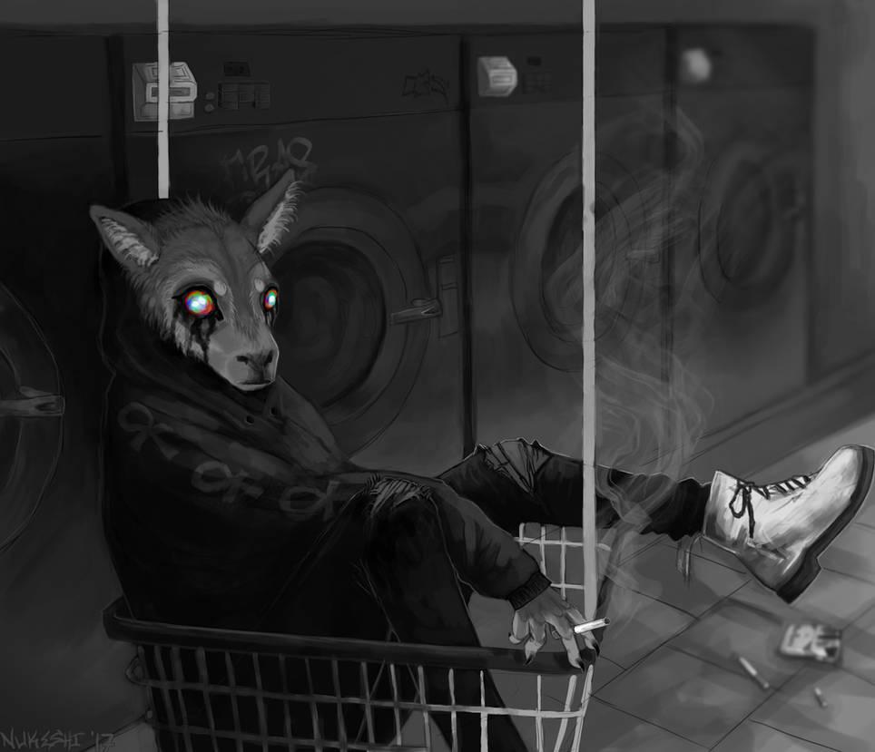 Laundry by Nukeshi