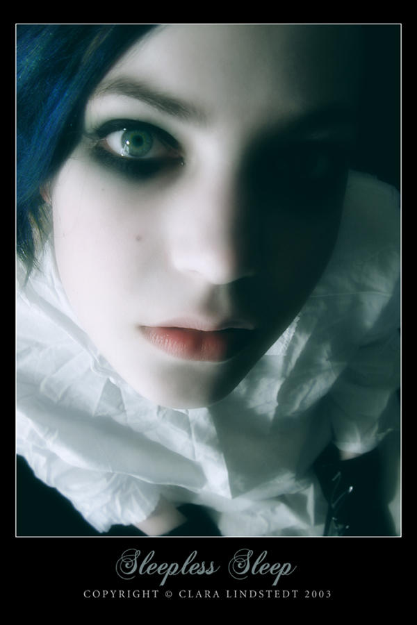 Sleepless sleep by lostgirl