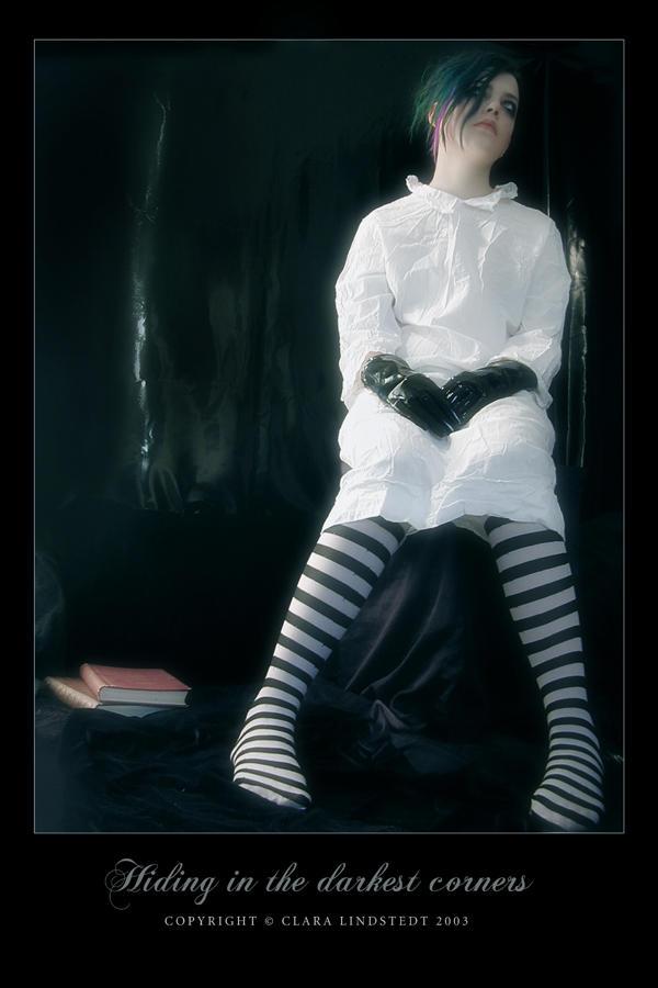 Hiding in the darkest corners by lostgirl