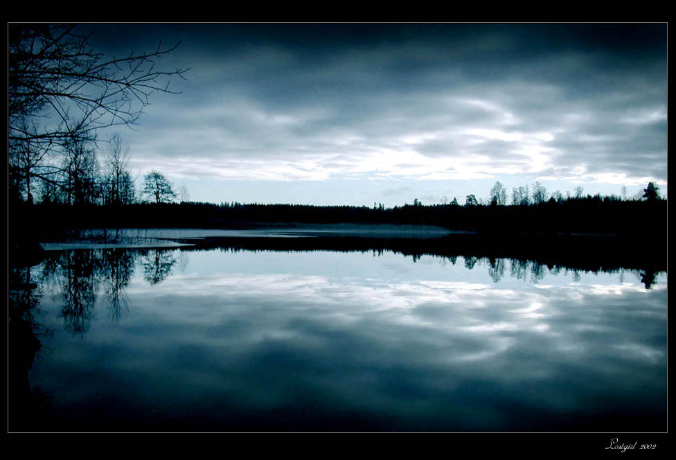 As cold as silence 2 by lostgirl
