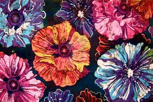 Petals Like Tissue Paper