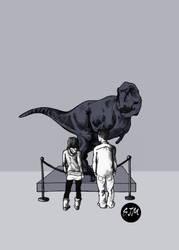 Dino Love by steph68a
