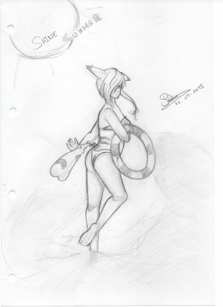 Le Dessin du Mois - Page 4 Shine_summer_by_shinepikapi-d93mfoi