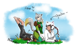 {{MS}} - RP - Hana et Opaline