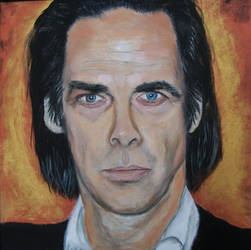 Nick Cave. by Dandylia