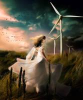 wind by TanjaBurmeister
