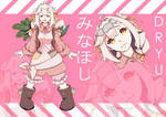 Minahoshi fanart