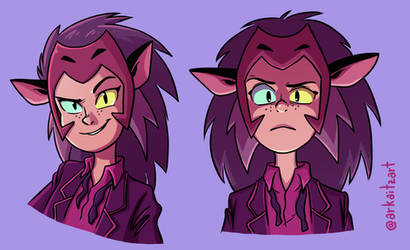 Catra by ArkaitzIlustracion