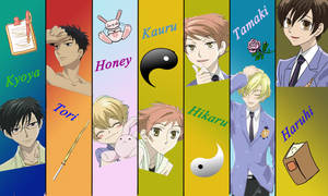 Ouran High School Host Club by Natalie02