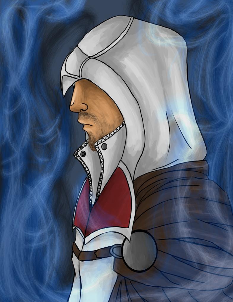 Ezio Auditore Da Firenze by razorflame45