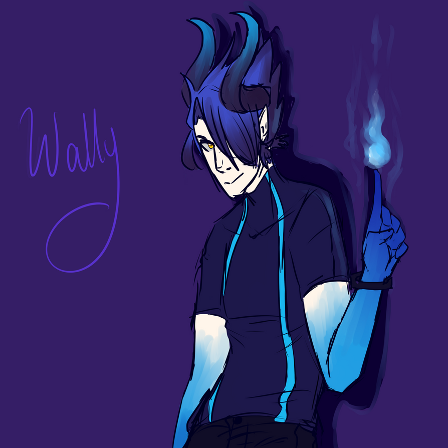 More Wally by razorflame45