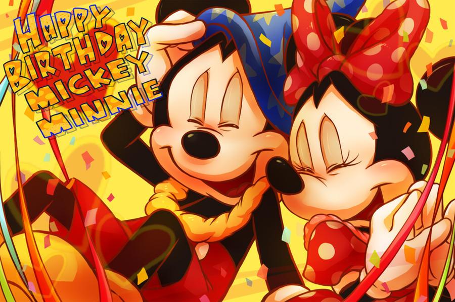 Happy Birthday! by marezon-m
