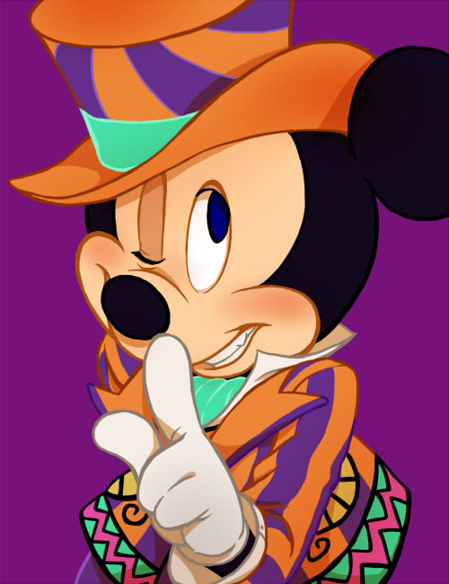 Maestro Mickey by marezon-m