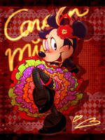 Cancan Girl by marezon-m