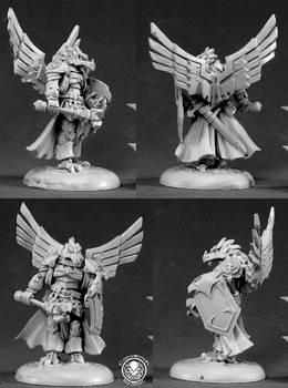 Lord Xandias, Dragonborn