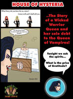 House of Hysteria Story 1: The Queens Bargain by whotwolf