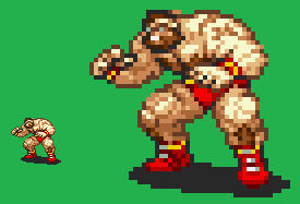 Zangief in FE