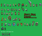 Guilty Gear FE style Collection
