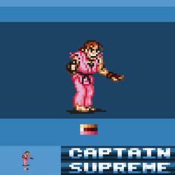 Street Fighter Alpha - Dan Hibiki