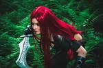 Katarina cosplay