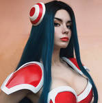 IRELIA COSPLAY-TEST