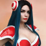 IRELIA COSPLAY TEST