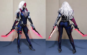 PROJECT: KATARINA from LEAGUE OF LEGENDS