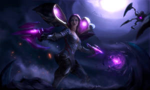 KAISA from LEEAGUE OF LEGENDS