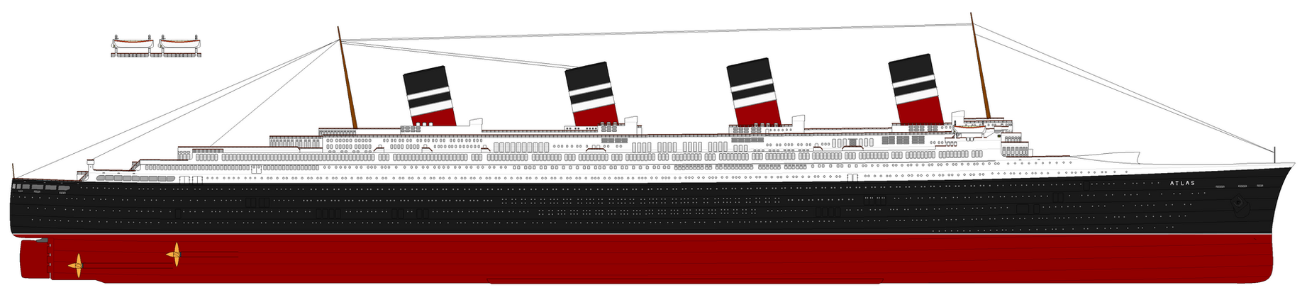 RMS Atlas WIP 11 by Quarteon01