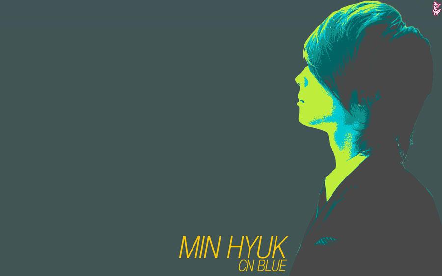 CN Blue - Minhyuk by MyHiTops